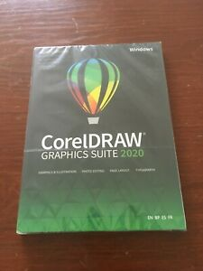 Coreldraw Graphics Suite 2020 Windows Ed Ver. (Academic) Box