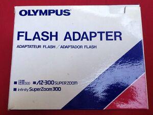 Olympus Bounce Grip Flash Adapter for AZ-300 Super Zoom Infinity 300 IZM300 OEM