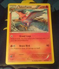 Pokemon Xy Roaring skies, Talonflame 15/108 Rare Nm