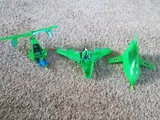 Ben 10 Ultimate Alien Vortex Helicopter Rocket Pod Wing Fighter Vehicle! 2010