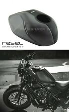 HONDA REBEL CMX 500 300 2017 TANK OIL FUEL GAS COVER FAIRING FULL BLACK MATT BO