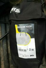 2m Petzl Grillon Hook