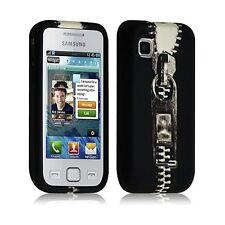 Housse étui coque gel pour Samsung Wave 575 S5750 motif LM07