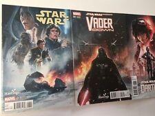 Star Wars Marvel: Vader Down #1 Star Wars #13 Darth Vader #13 hastings set
