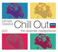 Various Artists - Ultimate Classical Chill Out / Various [New CD] Boxed Set, Sli