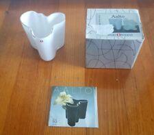 Aalto small vase white Iittala.
