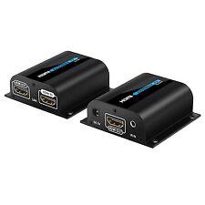 ClimaxDigital HEC50SL 1080P 3D HDMI Extender by Single CAT6 50M W/ IR&LoopOut UK