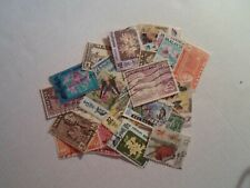 Collection lot 30different stamps of Malay State - Selangor