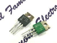 1Pair - HITACHI 2SJ77 + 2SK214 Transistor Genuine