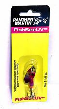 Panther Martin 1/16 oz.Size 2 FishSeeUV PMUV-CPP
