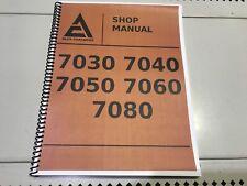 7080 Allis Chalmers Technical Service Shop Repair Manual