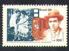 Brazil 1985 Mauro/Cinema/Film/Movies/Camera/Actors/Acting 1v (n38243)
