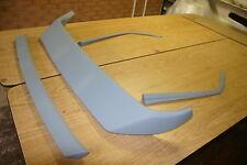 Porsche 924/944/968 4 Piece Bridge Rear Tailgate Spoiler/Trunk Wing - Brand New!