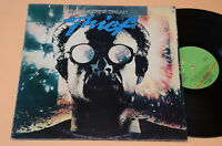 TANGERINE DREAM LP THIEF ELECTRONIC MUSIC ITALY PRESS AUDIOFILI TOP EX++