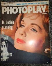 Vintage Photoplay 1960 Marlene Dietrich Elvis Presley Paul Anka Elizabeth Taylor