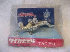 MIP vintage Japanese ULTRAMAN Tac Arrow chogokin diecast toy MIB Plamodel RARE !