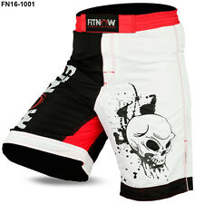 MMA Grappling Short UFC Mix Cage Fight Kick Boxing Fighter Shorts Black 2xl