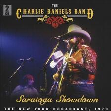 Saratoga Showdown by The Charlie Daniels Band.