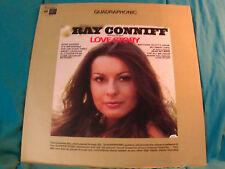 Ray Conniff - Love Story - quad vinyl LP NM