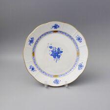 Herend Apponyi blau Speiseteller 524 ø 25,5cm