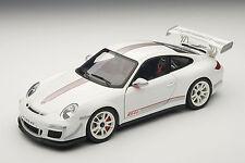 1/18 AUTOart PORSCHE 911 (997) GT3 RS 4.0 (WHITE) 2011