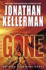 Alex Delaware: Gone No. 20 by Jonathan Kellerman (2006, Hardcover)