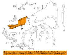 Chevrolet GM OEM 12-16 Sonic Fender-Side Shield Left 95230625