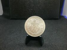 1938 Mexico Silver Peso Uncirculated