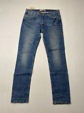 LEVI'S 519 SLIM Jeans - W34 L34 - Blue - Great Condition - Men's