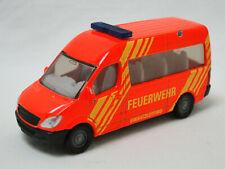 Siku 0804 0805 Mercedes Benz Sprinter Feuerwehr Einsatzleitung