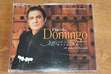 Placido Domingo - UK Promo CD / 100 Anos de Mariachi / 4 tracks / Mariachi3