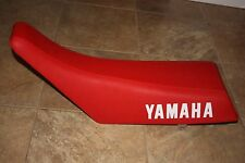 Yamaha YZ250 1988 Replacement Seat Cover ( YZ125 & YZ250 1989 1990 )