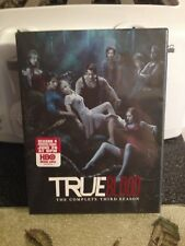 True Blood The Complete Third Season DVD 5-Disc Set Brand New Factory Sealed