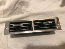 OEM USED1967-68 CENTER AC DASH VENT FORD MERCURY COUGAR GT