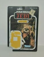Vtg Star Wars Wicket W. Warrick Return Of The Jedi Kenner 1983 Aa6