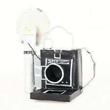 :Graflex Speed Graphic Camera Homemade Replica Ornament Decor - Very Cool!