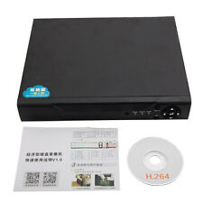 2-in-1 8CH HD 1080P H.264 CCTV Security AHD DVR System Web iPhone Android HDMI