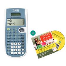 TI 30 XS MultiView Taschenrechner + MatheFritz Lern-CD