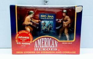 American Heroes True Stories Strength Courage Japanese vs US Marine Iwo Jima