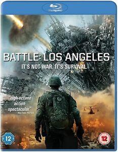 Battle - Los Angeles Blu-Ray (2013) NEW