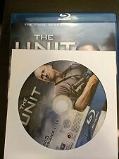 The Unit - Season 4 Blu-Ray, Disc 3 REPLACEMENT DISC (not full season)