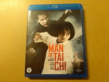 BLU-RAY / MAN OF TAI CHI (KEANU REEVES, TIGER CHEN, KAREN MOK)