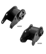 2 PCS FRONT LEFT & RIGHT MOTOR MOUNT For 1973-1976 PLYMOUTH DUSTER 5.2L