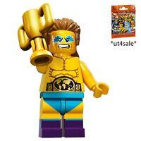 LEGO 71011 MINIFIGURES Series 15 #14 Wrestling Champion with unused code