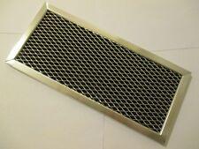 "1 Filter SAMSUNG  Genuine Microwave 2220537, DE63-00367H Charcoal  4 X 8 9/16"""