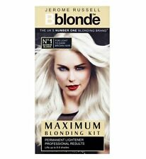 Bblonde MAXIMUM Blonding Kit Permanent Lightener LIGHT - Dark Brown
