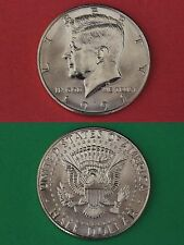 1991-D John Kennedy Half Dollar Uncirculated From Mint Set Flat Rate Shipping