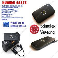 NEU Huawei E5573 150Mbps 4G 3G 2G Mobiler LTE modem WLAN HotSpot (wie R216)
