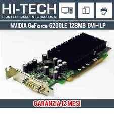 SCHEDA GRAFICA - NVIDIA GeForce 6200LE 128MB DVI-I LP