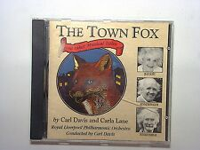 The Town Fox  And Other Musical Tales - Carl Davis & Carla Lane CD